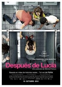 Depois de Lúcia - Poster / Capa / Cartaz - Oficial 3