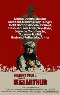MacArthur - O General Rebelde - Poster / Capa / Cartaz - Oficial 1