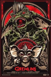 Gremlins - Poster / Capa / Cartaz - Oficial 2