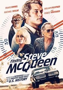 Finding Steve McQueen - Poster / Capa / Cartaz - Oficial 1