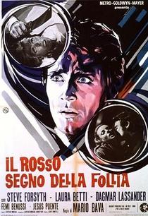 O Alerta Vermelho da Loucura - Poster / Capa / Cartaz - Oficial 1