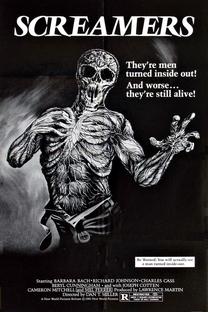 A Ilha dos Homens-Peixe - Poster / Capa / Cartaz - Oficial 11