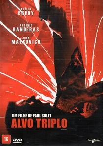 Alvo Triplo - Poster / Capa / Cartaz - Oficial 3
