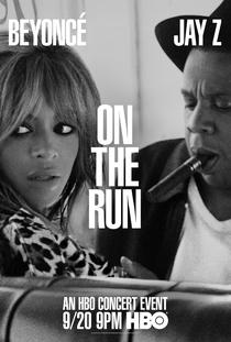 Beyoncé & Jay Z: On The Run - Live In Paris - Poster / Capa / Cartaz - Oficial 1