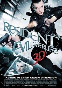 Resident Evil 4: Recomeço - Poster / Capa / Cartaz - Oficial 2