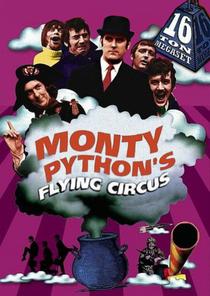 Monty Python's Flying Circus (1ª Temporada) - Poster / Capa / Cartaz - Oficial 6