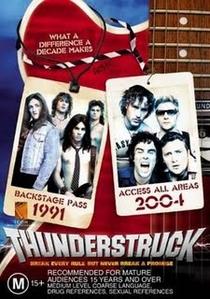 Thunderstruck - Poster / Capa / Cartaz - Oficial 1
