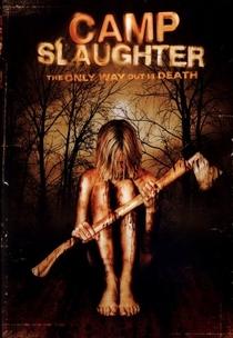 Camp Slaughter - Poster / Capa / Cartaz - Oficial 1