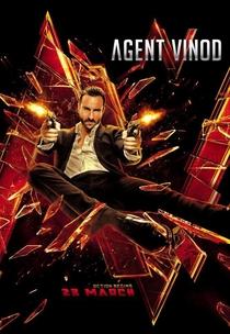 Agent Vinod - Poster / Capa / Cartaz - Oficial 4
