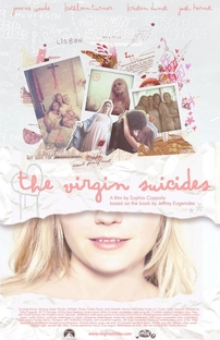 As Virgens Suicidas - Poster / Capa / Cartaz - Oficial 4