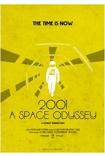 2001: Uma Odisseia no Espaço - Poster / Capa / Cartaz - Oficial 14