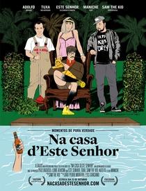 Na Casa d'Este Senhor - Poster / Capa / Cartaz - Oficial 1