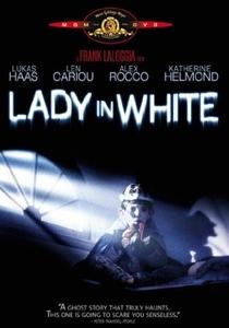 A Dama de Branco - Poster / Capa / Cartaz - Oficial 4