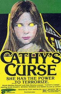 A Maldição de Cathy - Poster / Capa / Cartaz - Oficial 1