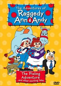 As aventuras de Raggedy Ann e Andy - Poster / Capa / Cartaz - Oficial 1