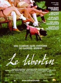Le Libertin - Poster / Capa / Cartaz - Oficial 1