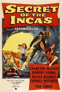 O Segredo dos Incas - Poster / Capa / Cartaz - Oficial 2