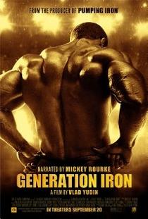 Generation Iron - Poster / Capa / Cartaz - Oficial 1