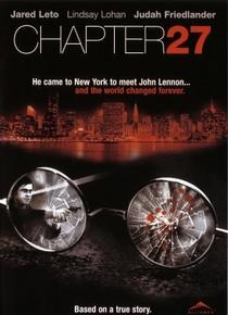 Capítulo 27 - O Assassinato de John Lennon - Poster / Capa / Cartaz - Oficial 3
