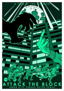 Ataque ao Prédio - Poster / Capa / Cartaz - Oficial 6