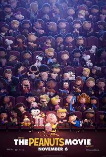 Snoopy & Charlie Brown - Peanuts: O Filme - Poster / Capa / Cartaz - Oficial 1