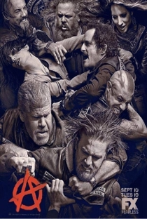 Sons of Anarchy (6ª Temporada) - Poster / Capa / Cartaz - Oficial 1