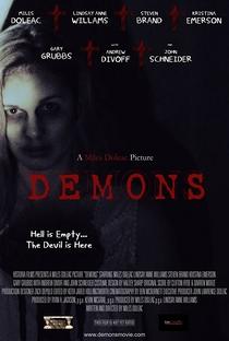 Dêmonios - Poster / Capa / Cartaz - Oficial 1