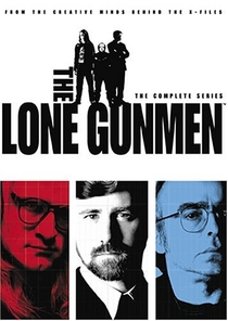 The Lone Gunmen (1° Temporada) - Poster / Capa / Cartaz - Oficial 1