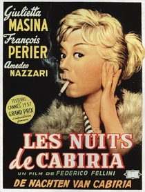 Noites de Cabíria - Poster / Capa / Cartaz - Oficial 8