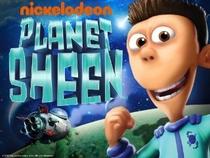 Planeta Sheen - Poster / Capa / Cartaz - Oficial 2
