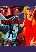Revenge of Ninja - Poster / Capa / Cartaz - Oficial 2
