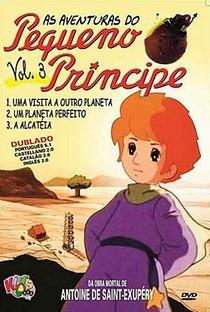 As Aventuras do Pequeno Príncipe - Poster / Capa / Cartaz - Oficial 8