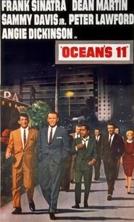 Onze Homens e um Segredo - Poster / Capa / Cartaz - Oficial 2
