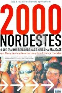 2000 Nordestes - Poster / Capa / Cartaz - Oficial 1