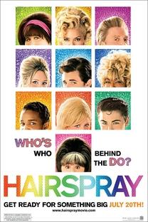 Hairspray - Em Busca da Fama - Poster / Capa / Cartaz - Oficial 2