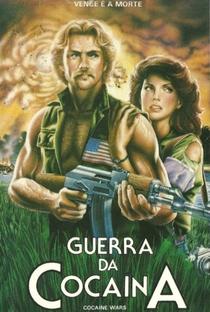 Guerra da Cocaína - Poster / Capa / Cartaz - Oficial 3