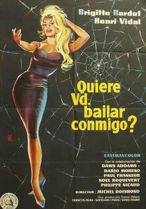 Quer Dançar Comigo? - Poster / Capa / Cartaz - Oficial 3