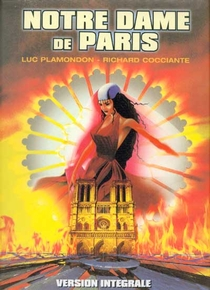 Notre Dame de Paris - Poster / Capa / Cartaz - Oficial 1
