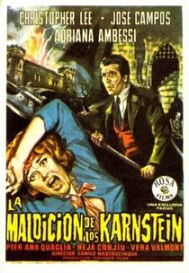 O Túmulo do Horror - Poster / Capa / Cartaz - Oficial 5