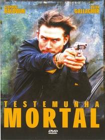 Testemunha Mortal - Poster / Capa / Cartaz - Oficial 3