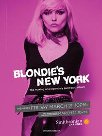 Blondie's New York - Poster / Capa / Cartaz - Oficial 1