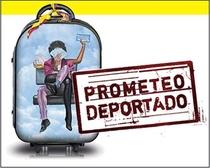 Prometeu Deportado - Poster / Capa / Cartaz - Oficial 1