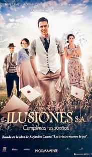 Ilusões S.A. - Poster / Capa / Cartaz - Oficial 1