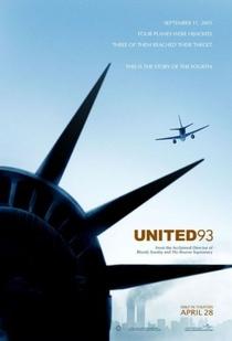 Vôo United 93 - Poster / Capa / Cartaz - Oficial 1