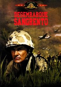 Desembarque Sangrento - Poster / Capa / Cartaz - Oficial 3