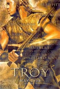 Tróia - Poster / Capa / Cartaz - Oficial 8