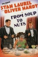 Da Sopa à Sobremesa (From Soup To Nuts)