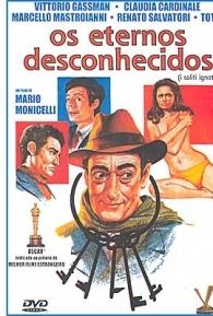 Os Eternos Desconhecidos - Poster / Capa / Cartaz - Oficial 2