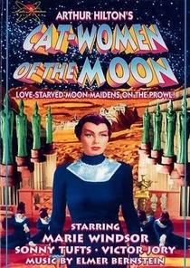 Mulheres-Gato da Lua - Poster / Capa / Cartaz - Oficial 3