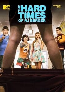 The Hard Times of RJ Berger (1ª Temporada) - Poster / Capa / Cartaz - Oficial 2